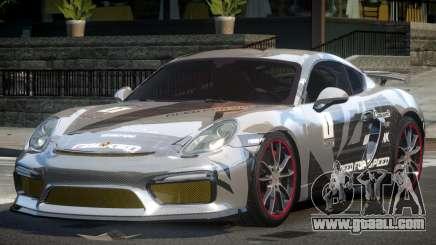Porsche Cayman GT4 Drift L7 for GTA 4