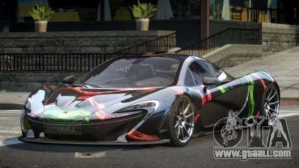 McLaren P1 ES L8 for GTA 4