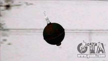 Screaming Steel Nebelbombe for GTA San Andreas