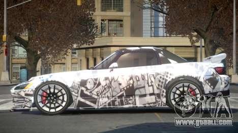 Honda S2000 PSI Drift L2 for GTA 4