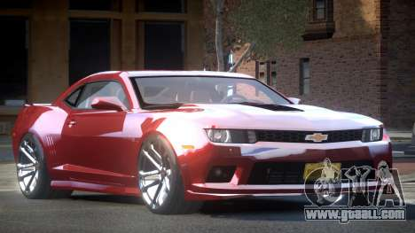 Chevrolet Camaro AGS for GTA 4