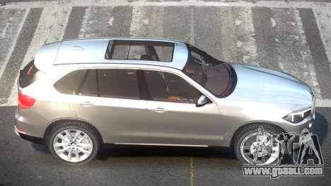 BMW X5 PSI V1.0 for GTA 4