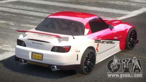 Honda S2000 PSI Drift L5 for GTA 4