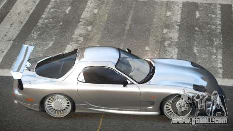 Mazda RX-7 PSI Racing for GTA 4