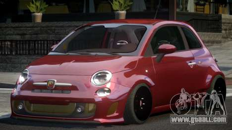 Fiat Abarth HK for GTA 4