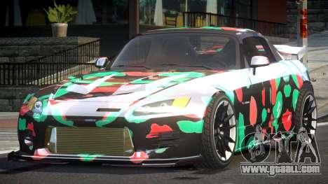 Honda S2000 PSI Drift L4 for GTA 4