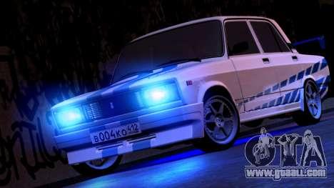 Vaz 2105 Jiguli Sport and Beauty for GTA San Andreas