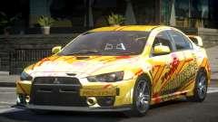 Mitsubishi Evolution X L7 for GTA 4