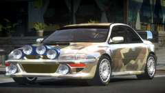 1998 Subaru Impreza RC PJ10 for GTA 4
