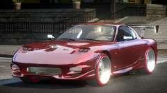 Mazda RX-7 GST for GTA 4