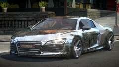 Audi R8 BS TFSI L8 for GTA 4