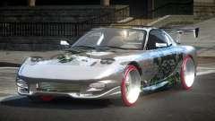 Mazda RX-7 GST L8 for GTA 4