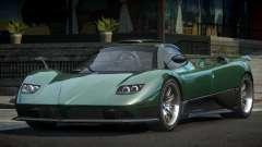Pagani Zonda Cinque Custom V1.1 for GTA 4
