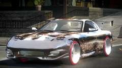 Mazda RX-7 GST L10 for GTA 4
