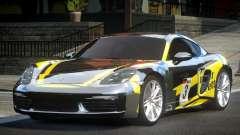 Porsche 718 Cayman L7 for GTA 4