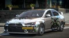 Mitsubishi Evolution X L4 for GTA 4