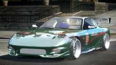 Mazda RX-7 SP Racing L1 for GTA 4