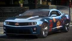 Chevrolet Camaro PSI Racing L10 for GTA 4