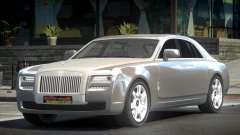 Rolls-Royce Ghost ES