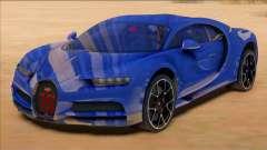 Bugatti Chiron Sport Blue