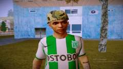Skin De Paisa Average Zarco for GTA San Andreas