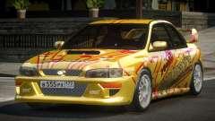 Subaru Impreza 22B Racing PJ9 for GTA 4