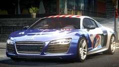 Audi R8 GT Sport L5 for GTA 4