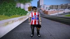 Skin Sornero Junior Mode FC for GTA San Andreas