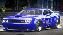 Dodge Challenger BS Drift L6 for GTA 4