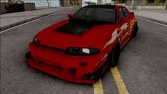 Nissan Skyline R33 Uras GT