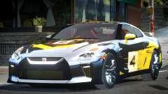 Nissan GTR PSI Drift L1 for GTA 4