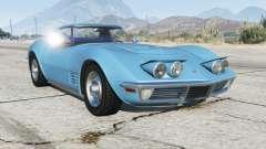 Chevrolet Corvette Stingray ZR-1 (C3) 1970 for GTA 5