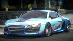 Audi R8 BS TFSI L9 for GTA 4