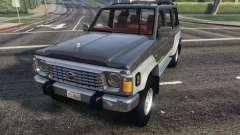 Nissan Patrol Super Safari Y60 1997 for GTA 5