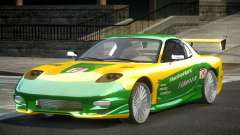Mazda RX-7 PSI Racing PJ7 for GTA 4