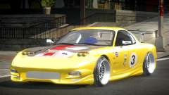 Mazda RX-7 SP Racing L10 for GTA 4