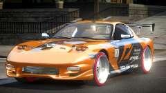 Mazda RX-7 GST L7 for GTA 4