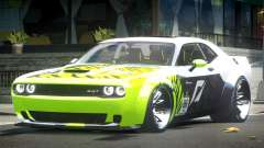 Dodge Challenger BS Drift L8 for GTA 4
