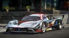 Pagani Zonda GST Racing L7 for GTA 4