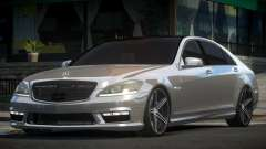 Mercedes-Benz S65 SP