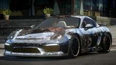 Porsche Cayman GT4 R-Tuned L10 for GTA 4