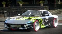 Mazda RX-7 GST L2 for GTA 4