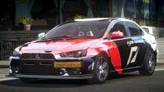 Mitsubishi Evolution X L3 for GTA 4