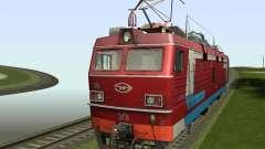 EP-1 train for GTA San Andreas
