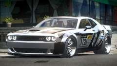 Dodge Challenger BS Drift L9 for GTA 4