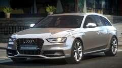 Audi S4 GST Avant