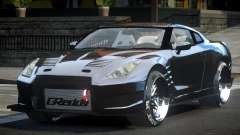 Nissan GT-R F-Tuning for GTA 4