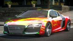 Audi R8 BS TFSI L4 for GTA 4