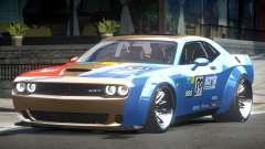 Dodge Challenger BS Drift L3 for GTA 4