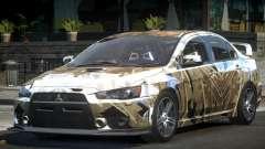 Mitsubishi Evolution X L10 for GTA 4